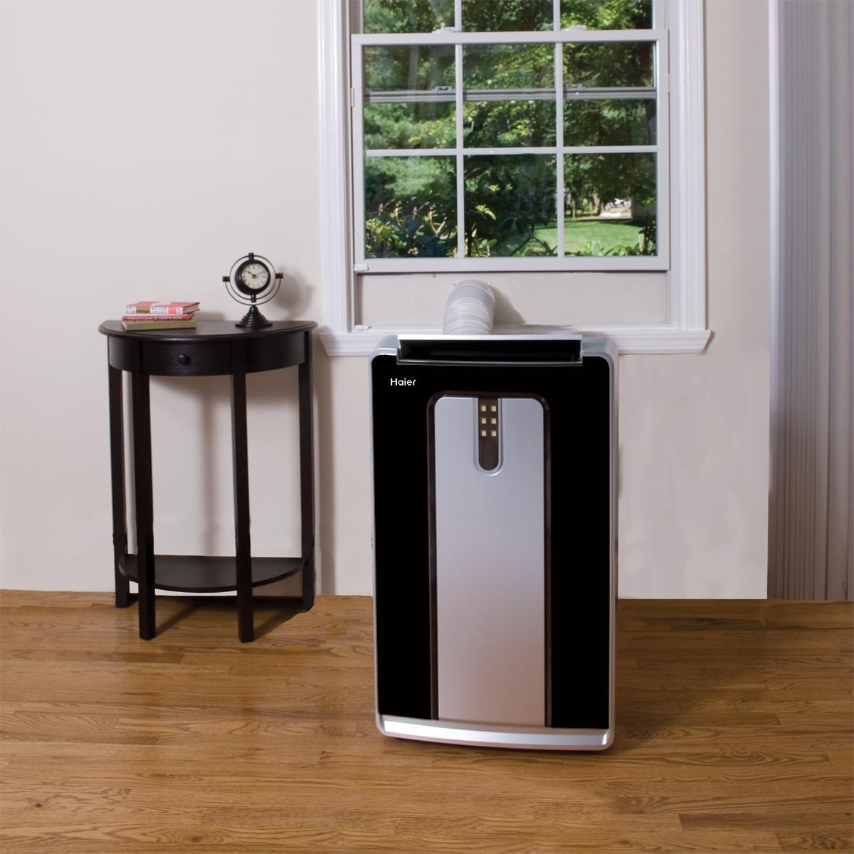 Haier Hpc12xcr 12 000 Btu Portable Air Conditioner