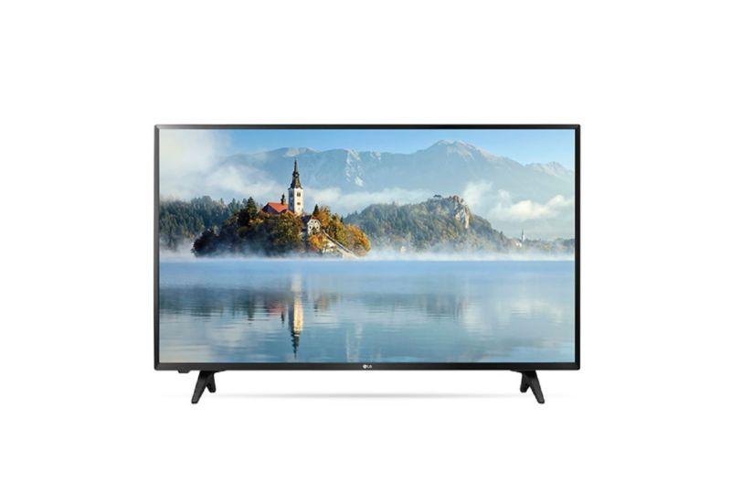 LG 43″ Class FHD (1080P) LED TV (43LJ5000)
