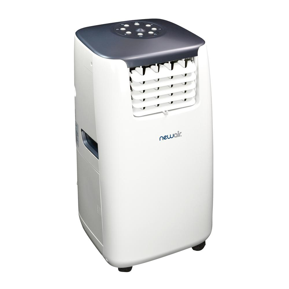 Avenger Portable Air Conditioner With Heater and Remote Control – 12,000 BTU