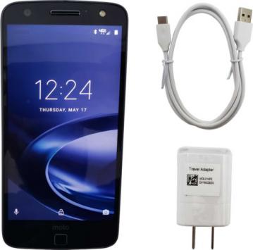 Motorola Moto Z Force Droid 32GB Unlocked Smartphone Black / Lunar Grey  XT-1650M